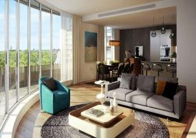 2 Bedrooms, Flat, For Sale, 2 Bathrooms, Listing ID 1035, United Kingdom, Chelsea Bridge Wharf,