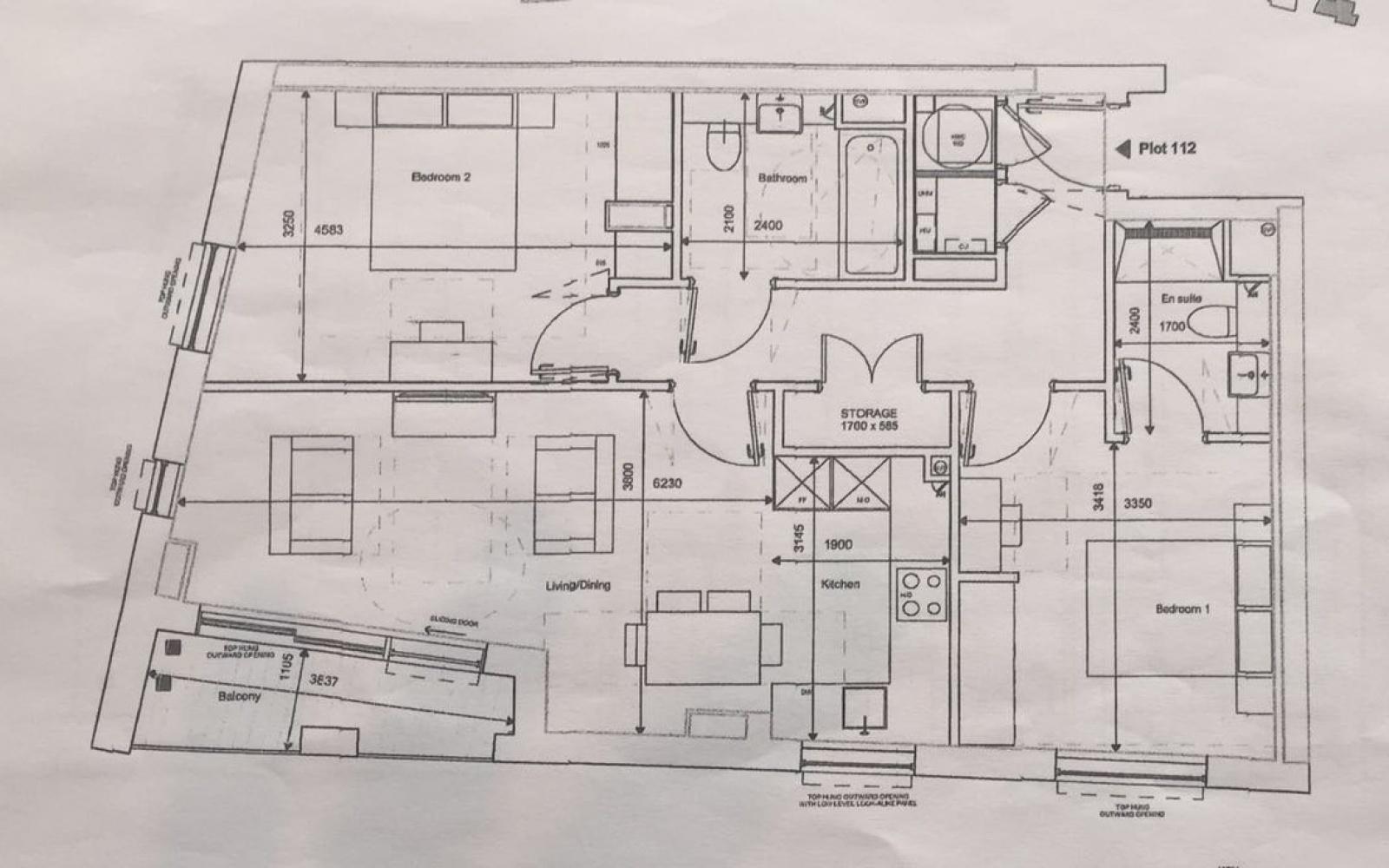 2 Bedrooms, Flat, For Sale, Wandsworth Road, 2 Bathrooms, Listing ID 1039, United Kingdom, Nine Elms,