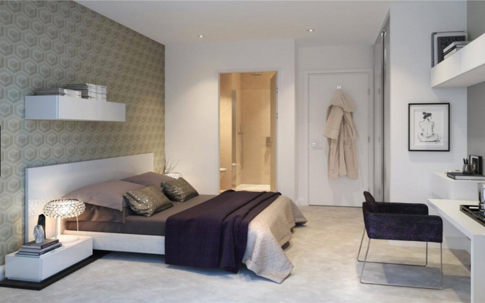 2 Bedroom Flat For Sale In Doulton Pointmaincity Estates Real Estate Agents In London