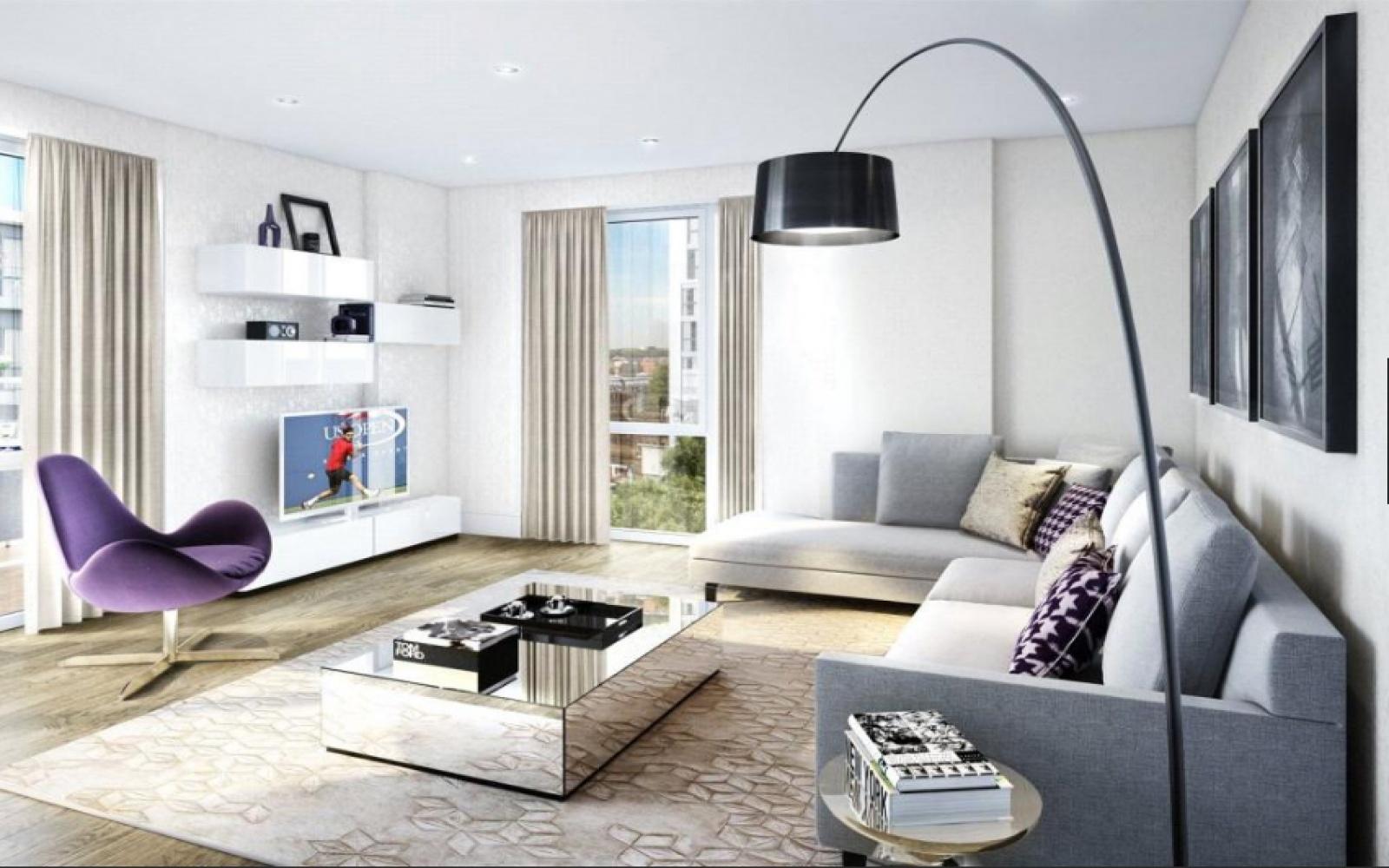 2 Bedrooms, Flat, For Sale, Wandsworth Road, 2 Bathrooms, Listing ID 1043, United Kingdom, Nine Elms,